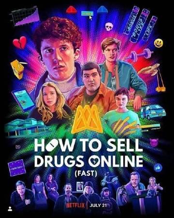 如何在网上卖迷幻药第三季